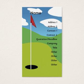 Golf - Business