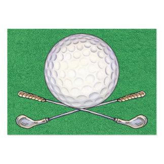 Golf Business Card - SRF