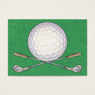 Golf Business Card - SRF