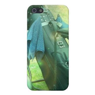 Golf Caddie iPhone Case iPhone 5 Case