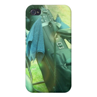 Golf Caddie iPhone Case iPhone 4 Case