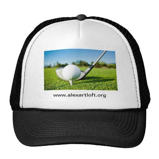 Golf Cap Mesh Hats