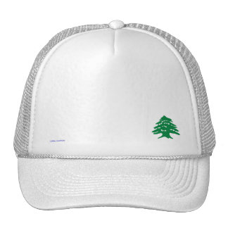Golf Cap - Lebanese Cedar Mesh Hat