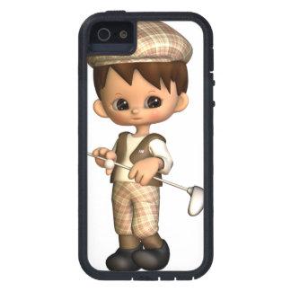Golf Caricature iPhone 5 Case