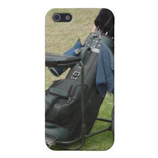 Golf Cart Bag iPhone 4 Case