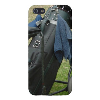 Golf Cart Bag iPhone 5 Cases