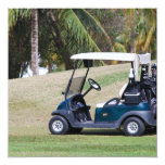 Golf Cart Invitations