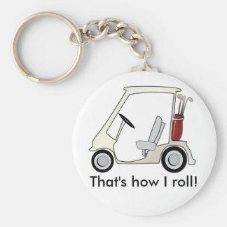 golf_cart key ring