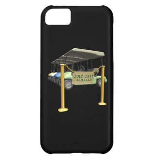 Golf Cart Rentals iPhone 5C Case