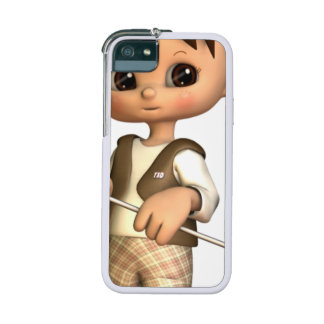 Golf Cartoon Case For iPhone 5/5S