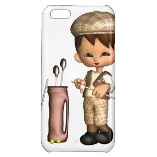 Golf Cartoon iPhone 5C Case