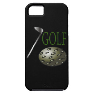 Golf Case For The iPhone 5
