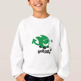 Golf Cat Sweatshirt
