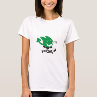 Golf Cat T-Shirt