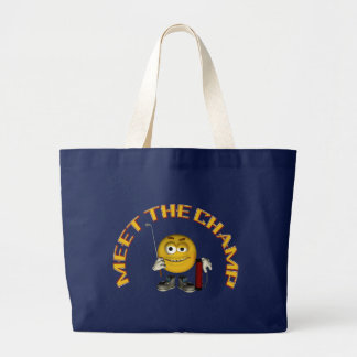 Golf Champion Jumbo Tote Bag