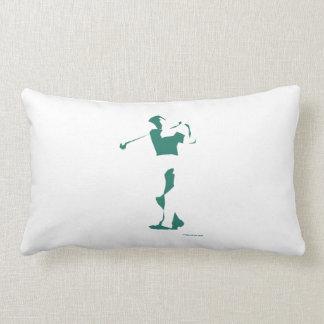 Golf Chase Your Dreams Lumbar Pillow