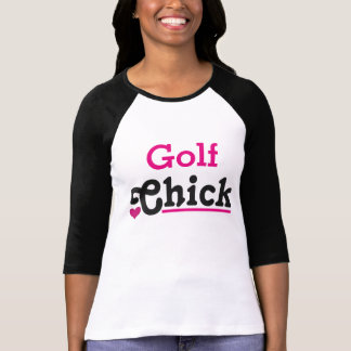 Golf Chick T-Shirt