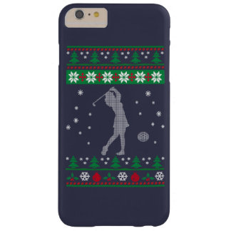 GOLF CHRISTMAS BARELY THERE iPhone 6 PLUS CASE