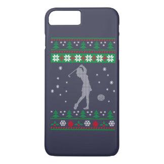 GOLF CHRISTMAS iPhone 7 PLUS CASE