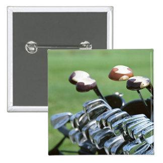 Golf Club Pin