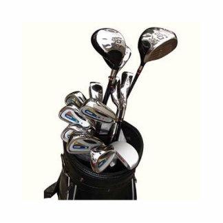 Golf Club Sculpture Standing Photo Sculpture