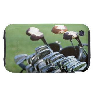 Golf Club Tough iPhone 3 Case