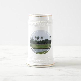 Golf Country Club Beer Stein Beer Steins