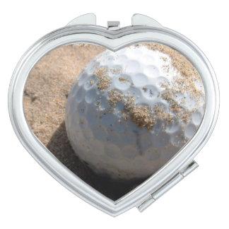Golf Course Designs Compact Mirror