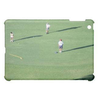 Golf course iPad mini cover