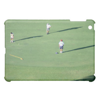 Golf course iPad mini covers