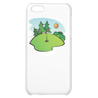 Golf Course Case For iPhone 5C