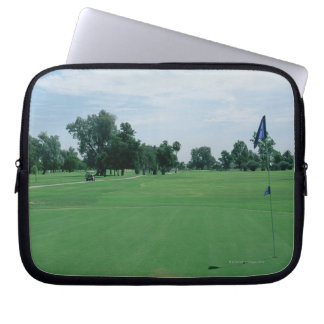 Golf Course Laptop Sleeve