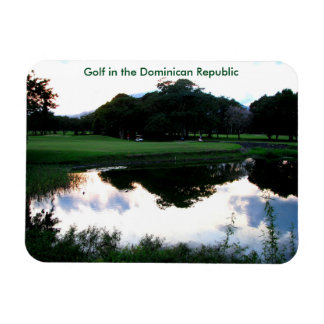 golf course magnet Dominican Republic
