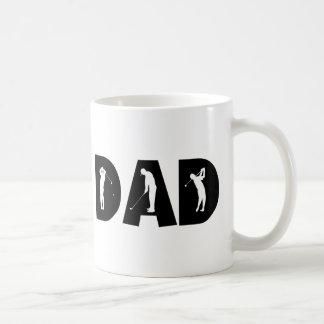 Golf Dad Gift Mug