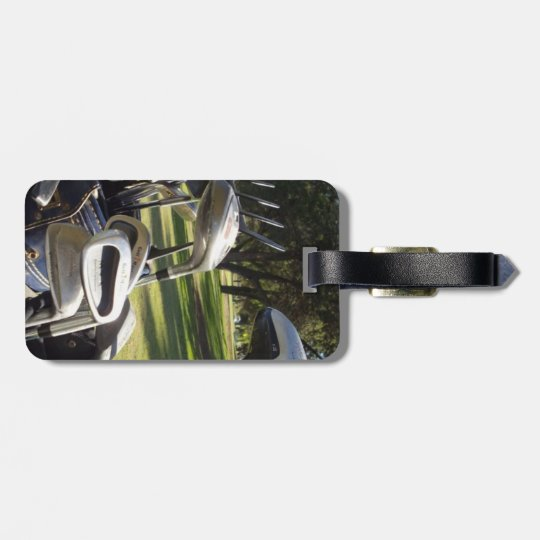 Golf Day Out, Luggage Tag