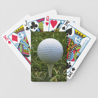 Golf Deck Of Cards