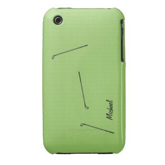 Golf Design Iphone 3 Case