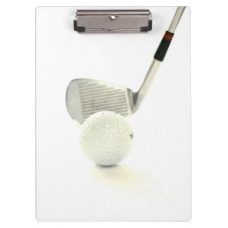 Golf Designs Clipboard