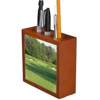 Golf Designs Pencil Holder