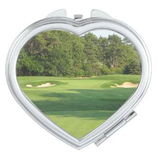 Golf Designs Travel Mirrors