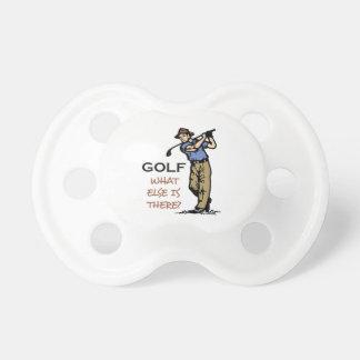 Golf BooginHead Pacifier
