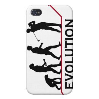 Golf Evolution iPhone 4 Case