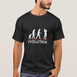 Golf Evolution t-shirt