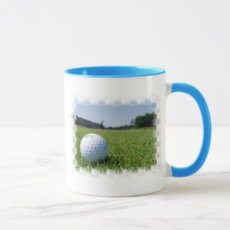 Golf Fairway Coffee Mug