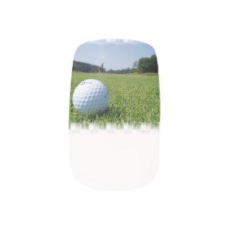 Golf Fairway Minx ® Nail Art