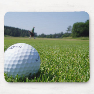 Golf Fairway Mouse Pad