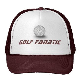 Golf fanatic mesh hats