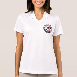 Golf Fans Thailand Polo Shirt