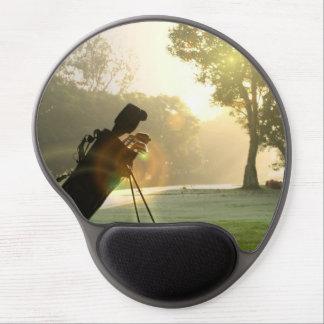 Golf Gel Mouse Mat