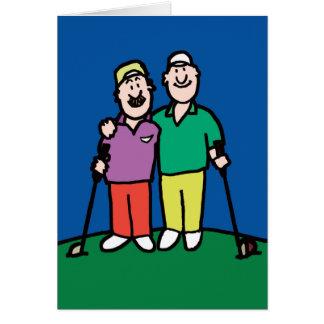 Golf Greetings 201806 Card